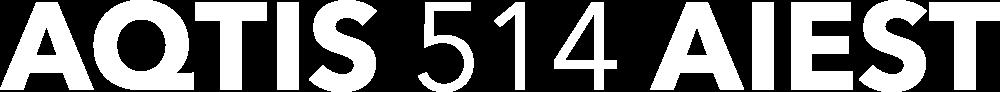 AQTIS 514 AIEST
